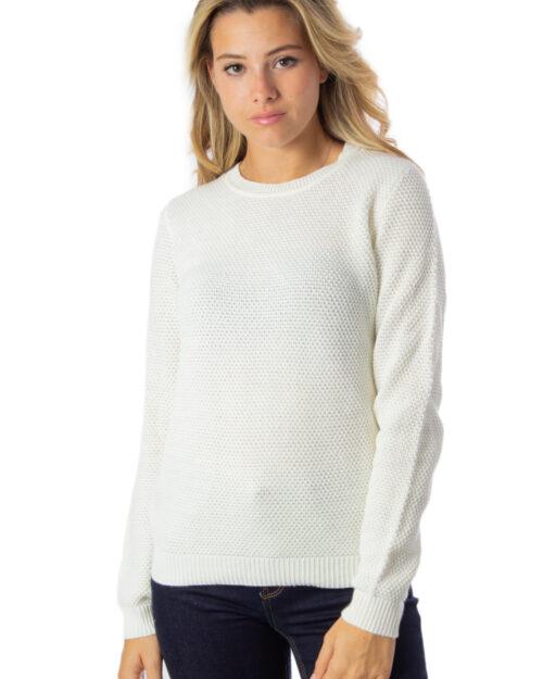 Maglione Vila Clothes CHASSA Bianco – 24927