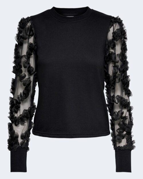 Maglione Jacqueline de Yong FAIRVIEW Nero - Foto 1