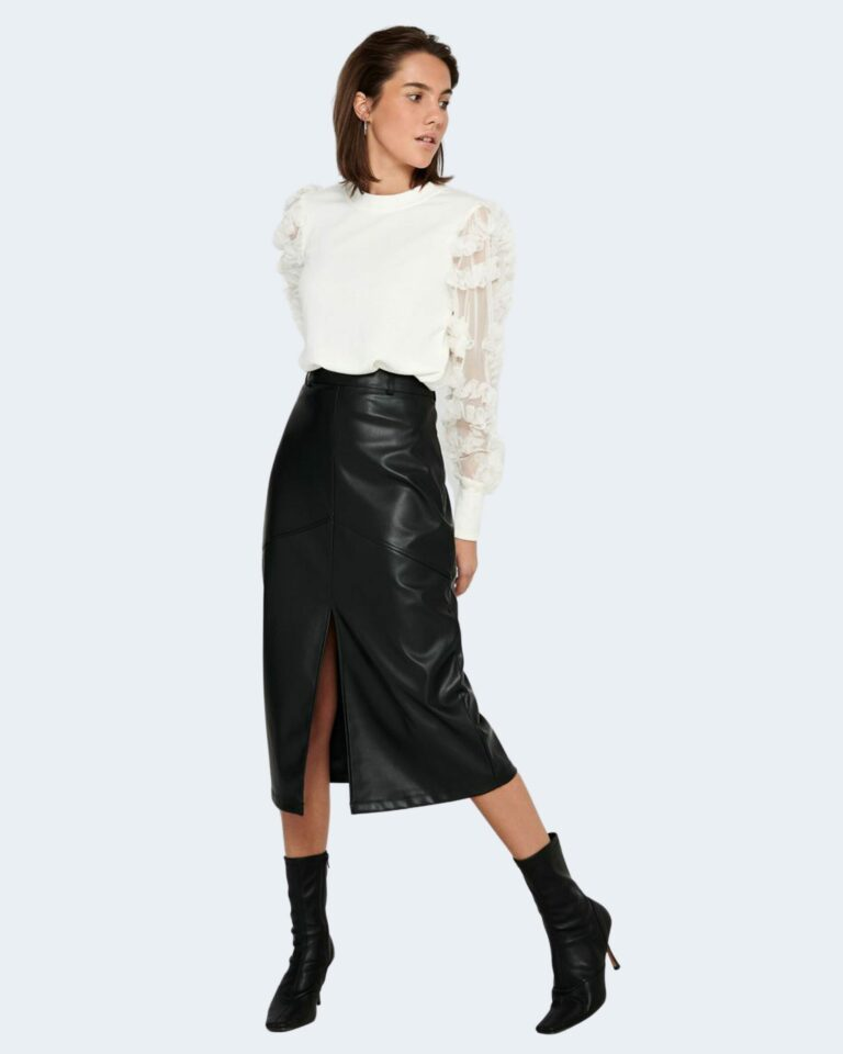 Maglione Jacqueline de Yong FAIRVIEW Panna - Foto 2