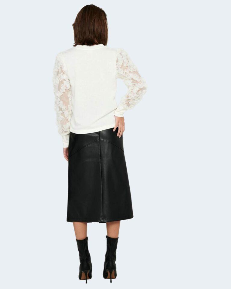 Maglione Jacqueline de Yong FAIRVIEW Panna - Foto 4