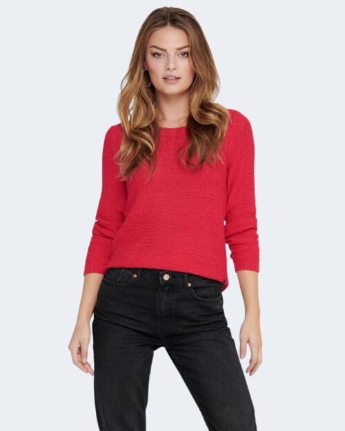 Maglione Only GEENA Rosso - Foto 1