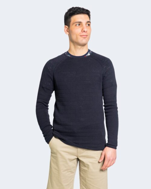 Maglia Only & Sons PETE LIFE Blue scuro – 63305