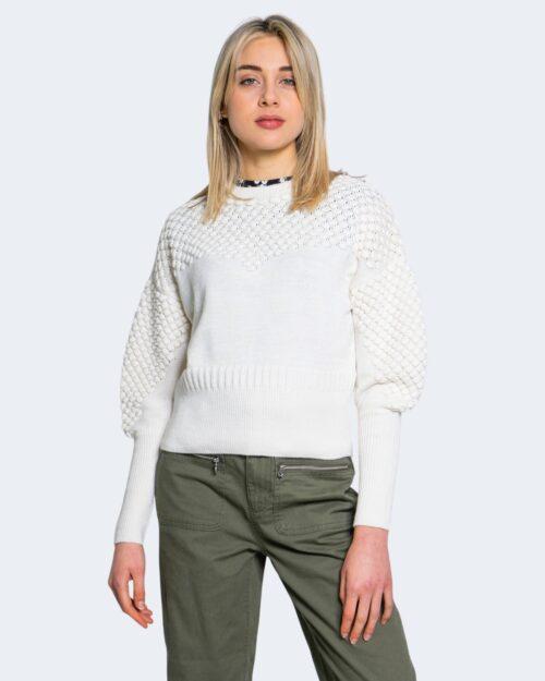 Maglione Vila Clothes NVESTA Panna – 62952