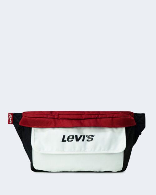 Marsupio Levi's® BIGGER BANANA Bianco – 62778