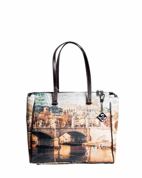Borsa Y Not? Shopping Bag Rome Santangelo - Foto 5