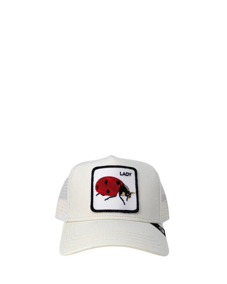 Cappello con visiera GOORIN BROS COCCINELLA Bianco - Foto 5