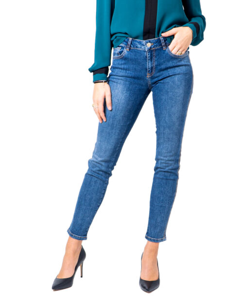 Jeans skinny Emme Marella LOCUSTA Denim - Foto 5