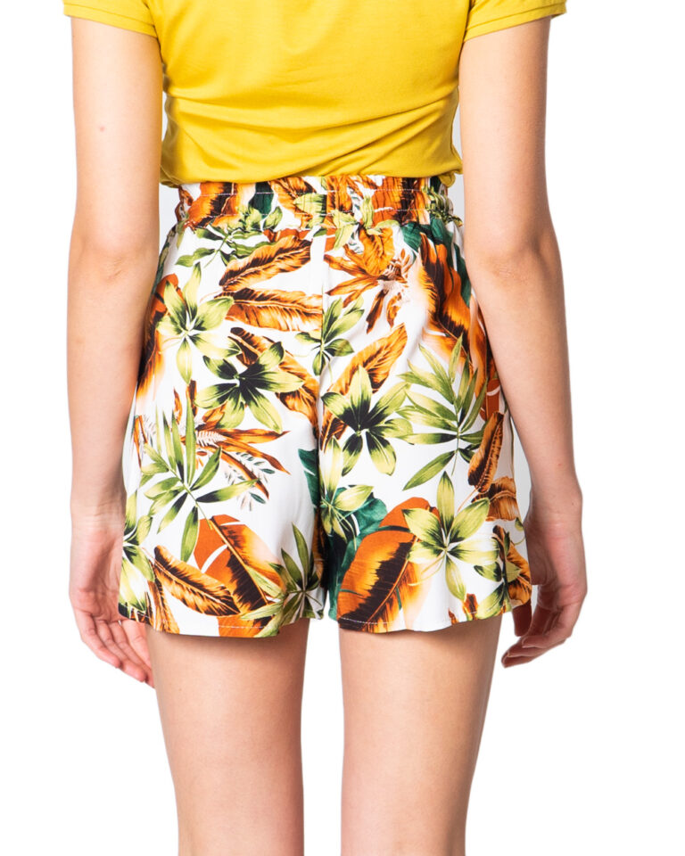 One.0 Shorts STAMPA FLOREALE P3556F91 - 2
