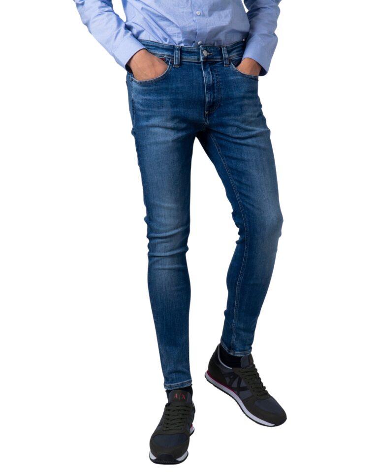 Jeans skinny Tommy Hilfiger Miles Blue Denim - Foto 5