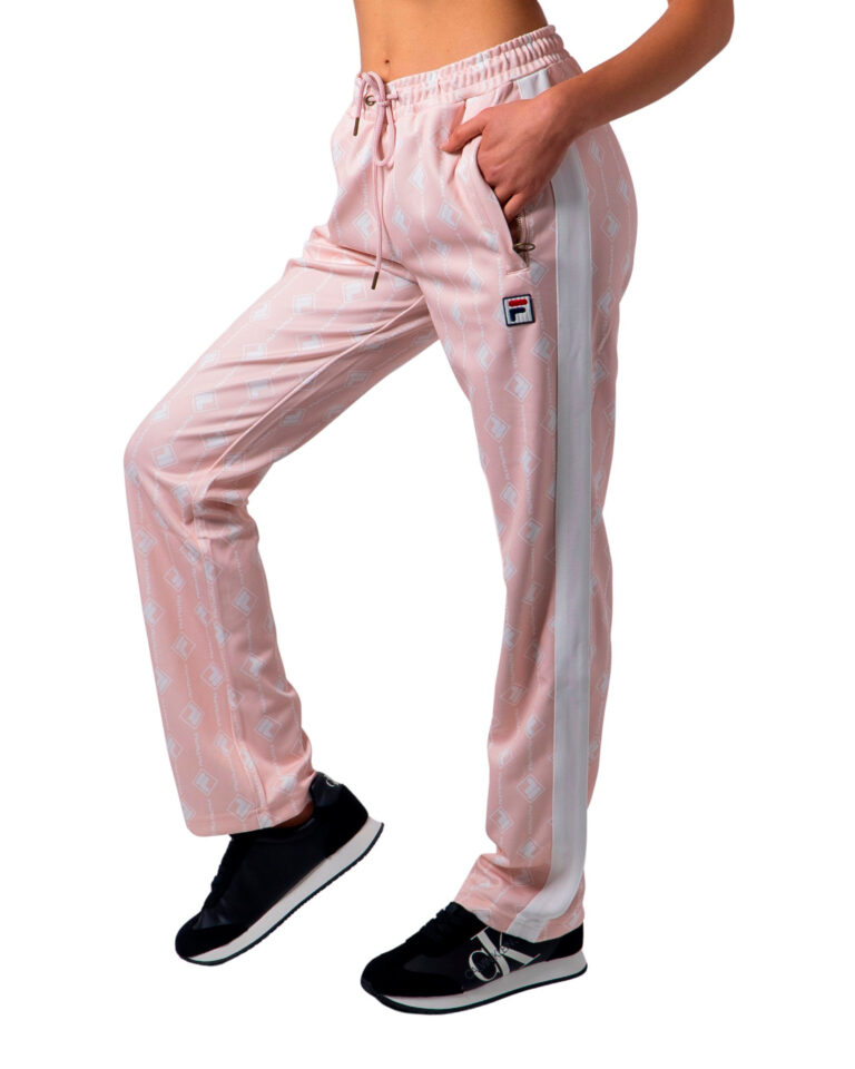 Pantaloni sportivi Fila Hamo Rosa - Foto 5