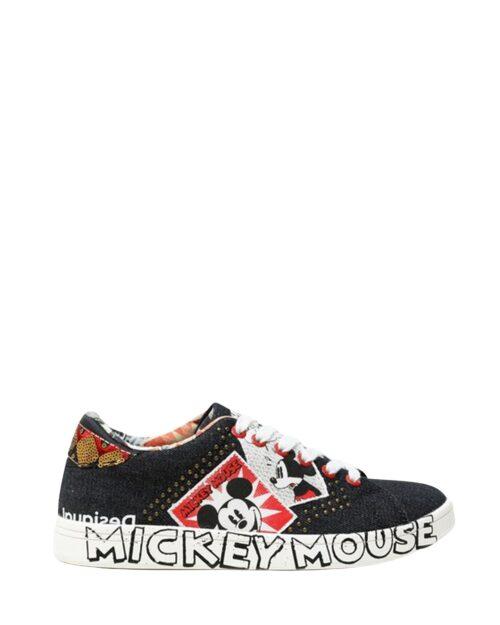 Sneakers Desigual SHOES COSMIC MICKEY DENI 21SSKA15 Nero – 66097