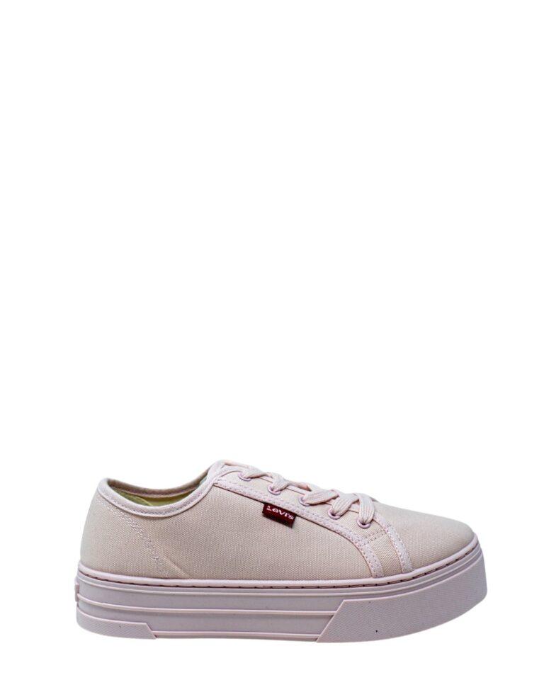 Sneakers Levi's® TIJUANA Rosa - Foto 5