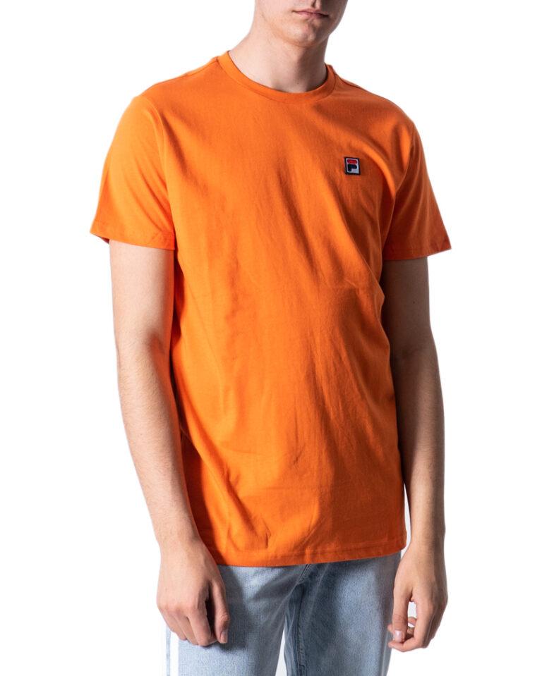 T-shirt Fila Seamus Tee SS Color Arancione - Foto 5