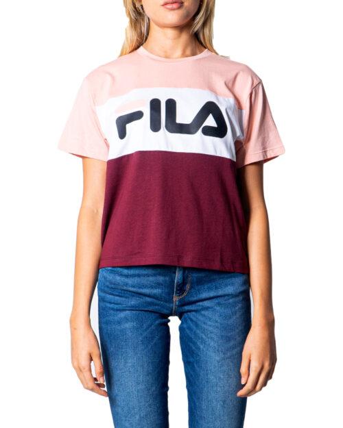 T-shirt Fila ALLISON Rosa - Foto 5