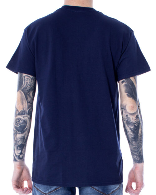 T-shirt Thrasher FLAME LOGO COLOR Blu – 22168