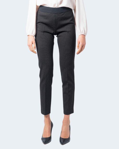 Pantaloni da completo Sandro Ferrone RONDINE Nero – 61232