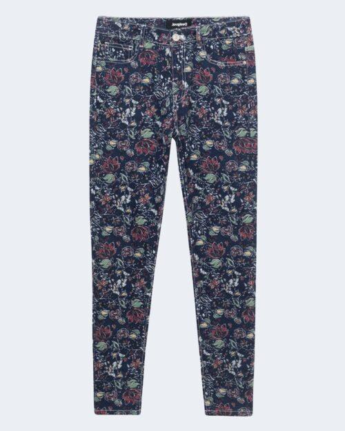 Pantaloni a palazzo Desigual SAM Blu – 65597