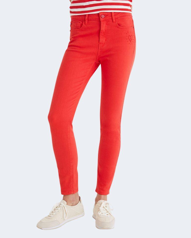 Pantaloni skinny Desigual ALBA Corallo - Foto 1