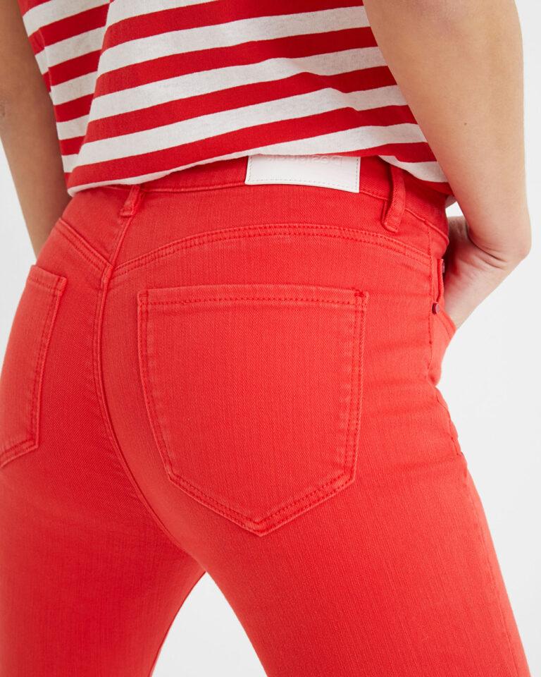 Pantaloni skinny Desigual ALBA Corallo - Foto 4