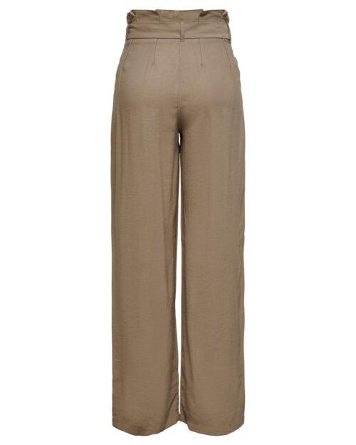 Pantaloni a palazzo Only AMINTA-ARIS Beige scuro – 63451