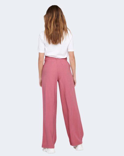 Pantaloni a palazzo Only AMINTA-ARIS Rosa – 63451