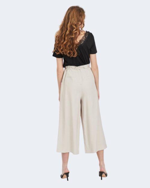 Pantaloni a palazzo Vila Clothes VIAYAS Grigio Chiaro – 62974