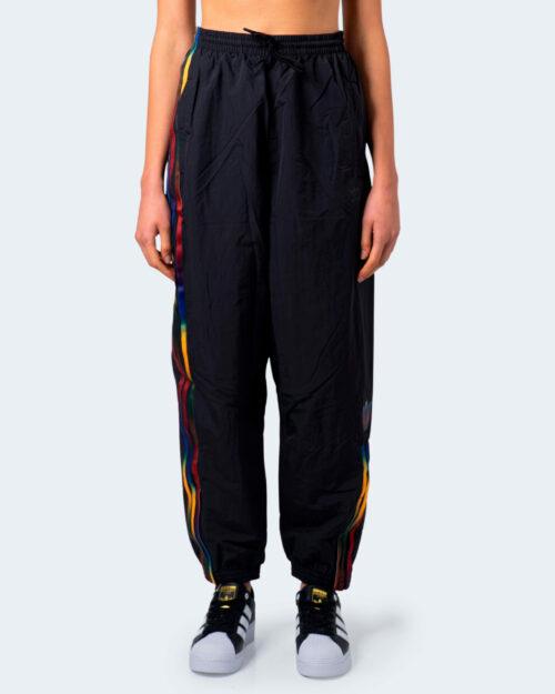 Pantaloni sportivi Adidas Track pants adicolor Nero - Foto 2