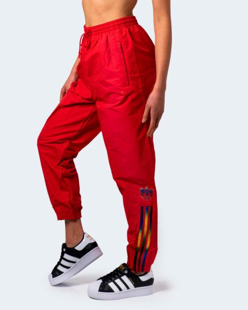 Pantaloni sportivi Adidas Track pants adicolor Scarlet Rosso – 61214