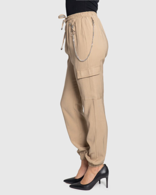 Pantaloni Akè 334 DARK Beige – 44127