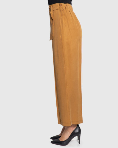Pantaloni a palazzo Akè C250 Beige scuro – 44125