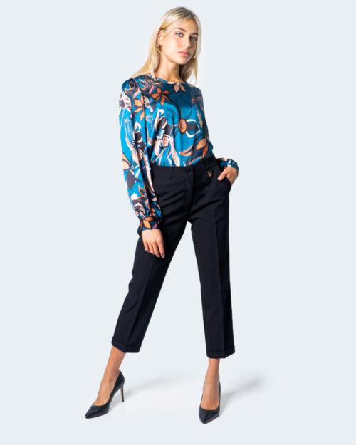 Pantaloni a sigaretta Akè WEEK Nero – 55049
