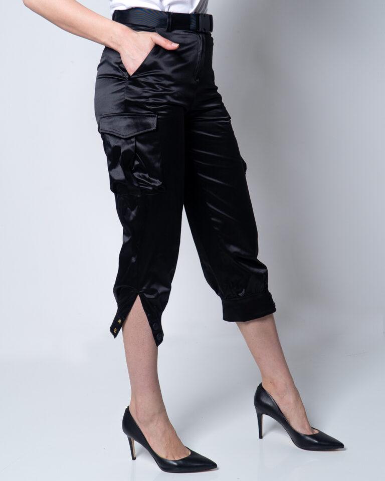 Pantaloni super skinny e skinny Akè INTEL Nero - Foto 2
