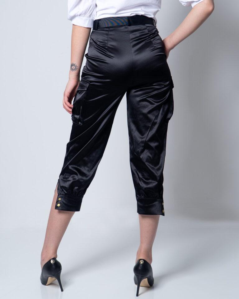 Pantaloni super skinny e skinny Akè INTEL Nero - Foto 3