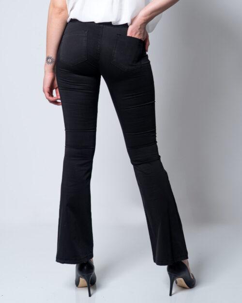 Pantaloni bootcut Akè ZAMPA Nero – 45365