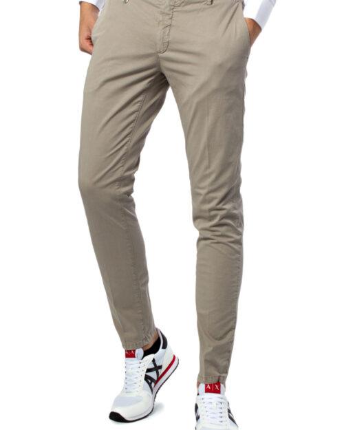 Pantaloni skinny Antony Morato Bryan Skinny fit Beige – 40284