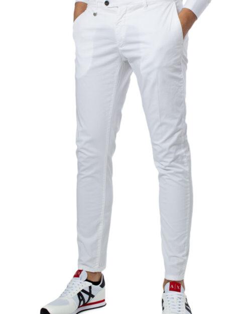 Pantaloni skinny Antony Morato Bryan Skinny fit Bianco – 40284