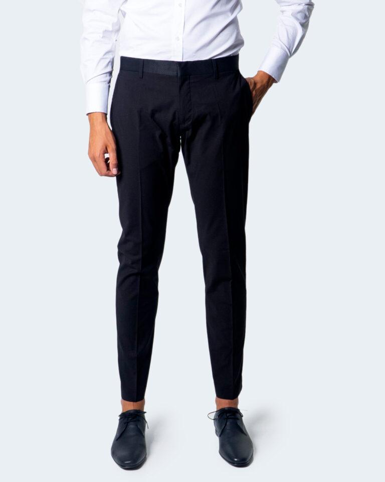 Pantaloni skinny Antony Morato Slim Blanche Nero - Foto 1