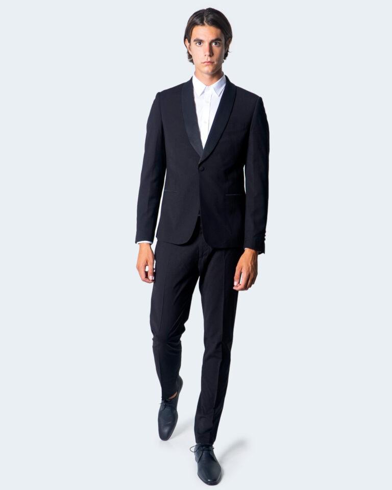 Pantaloni skinny Antony Morato Slim Blanche Nero - Foto 3