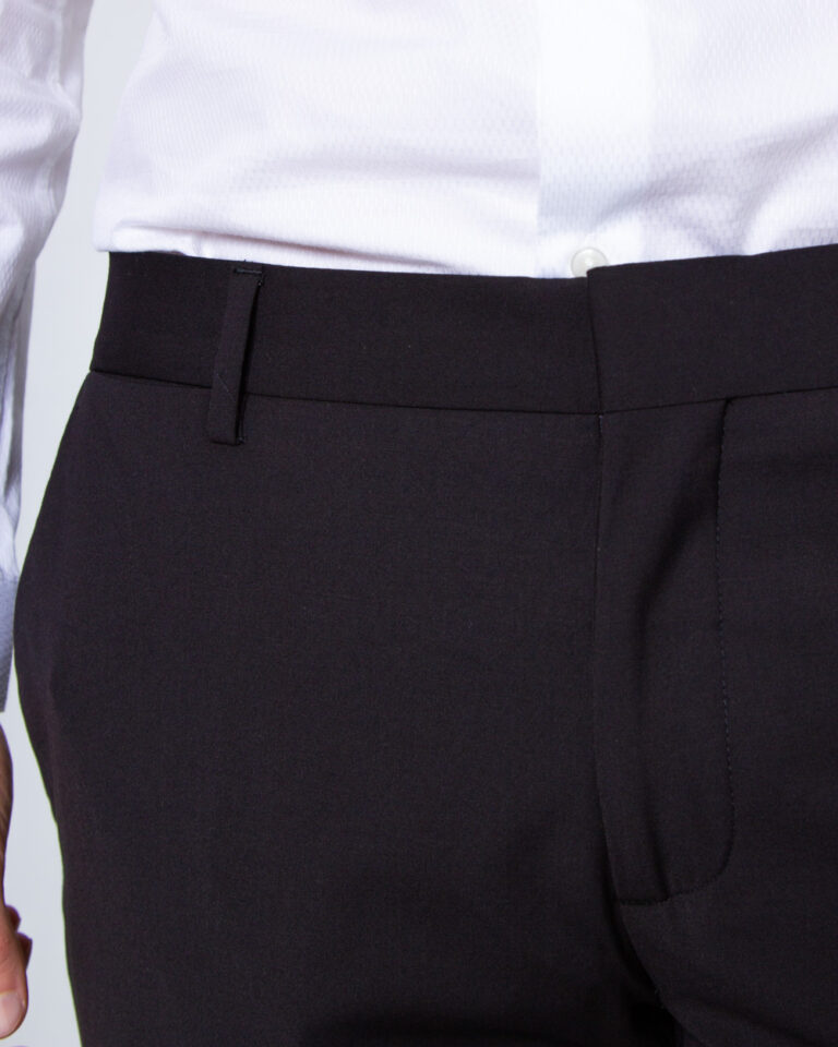 Pantaloni slim Antony Morato SLIM BONNIE Nero - Foto 4