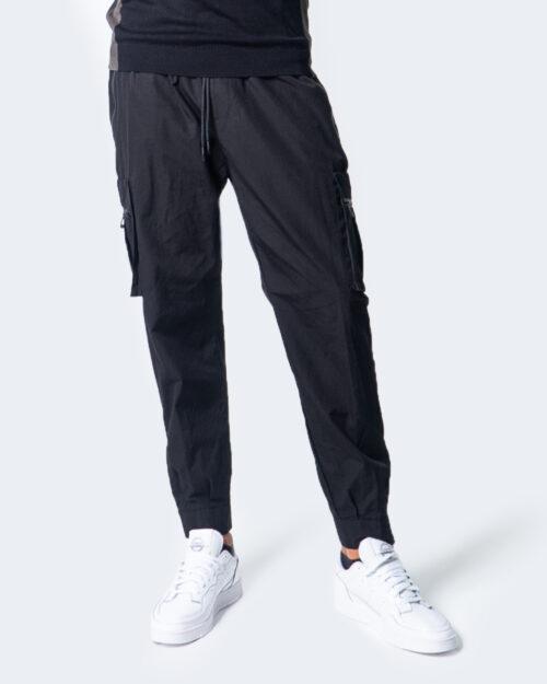 Pantaloni con cavallo basso Antony Morato Tasconi e zip Nero – 53805