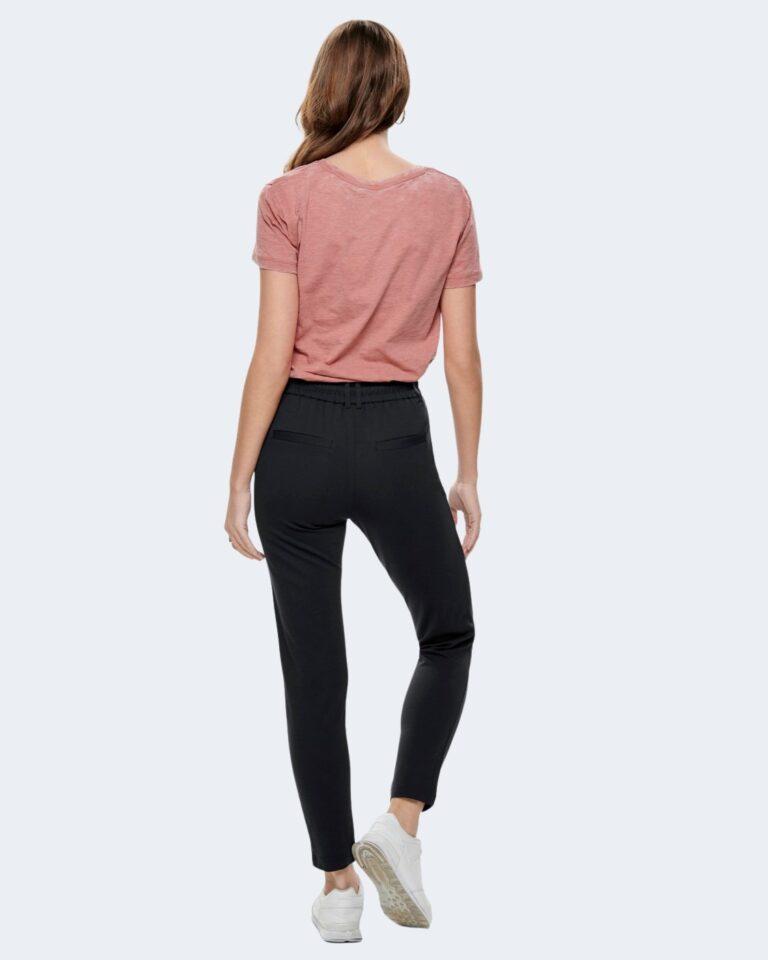 Pantaloni Only Poptrash Nero - Foto 2