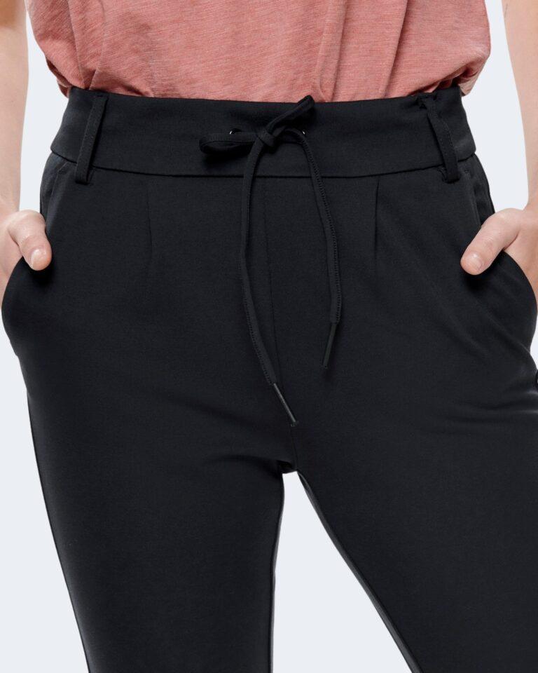 Pantaloni Only Poptrash Nero - Foto 3
