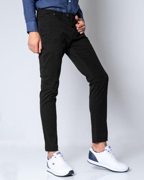 Pantaloni skinny Brian Brome PARIGI Nero – 44734