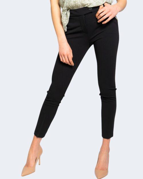 Pantaloni da completo Rinascimento CREPE STRETCH Nero – 67589