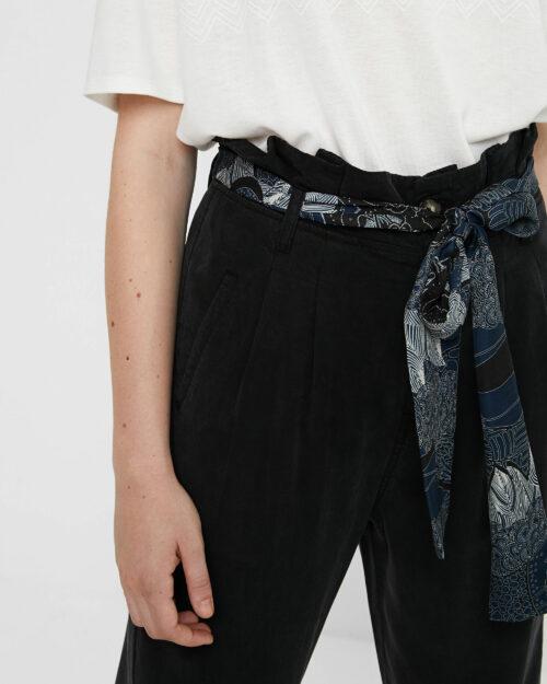 Pantaloni Desigual Pant Charlotte Nero – 54770