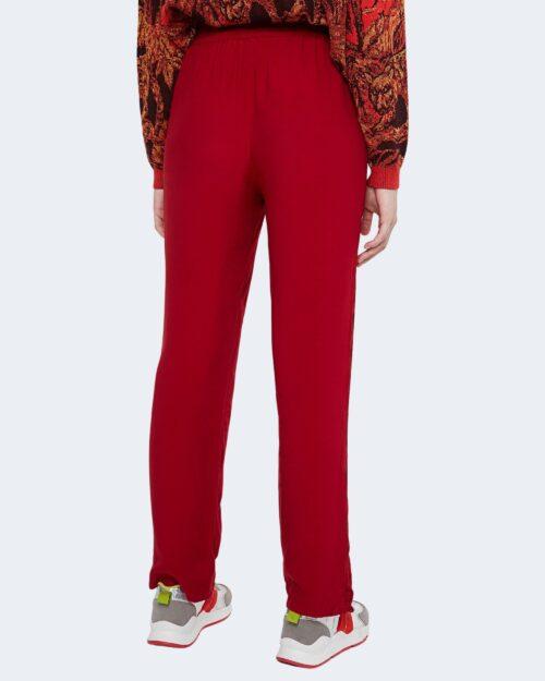 Pantaloni Desigual PANT OLIMPIA Rosso – 61726