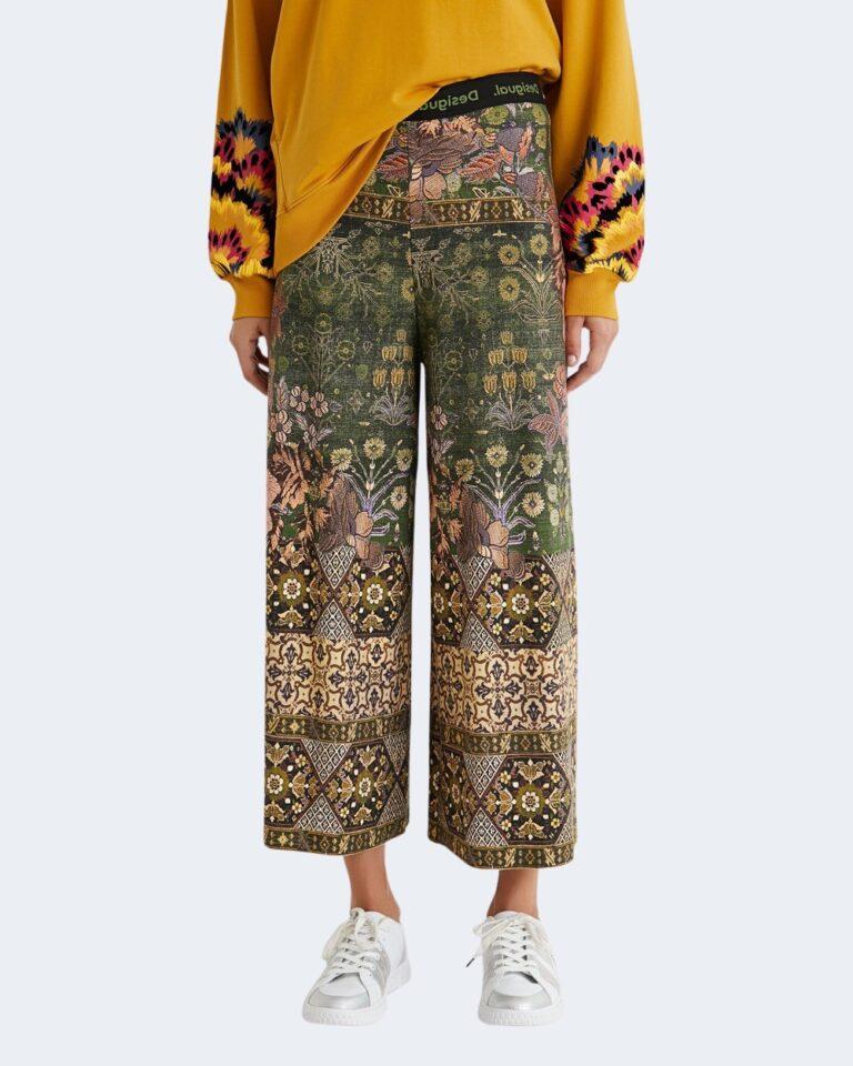 Desigual Pantaloni a palazzo PANT FRIDA 20WWPK09 - 1