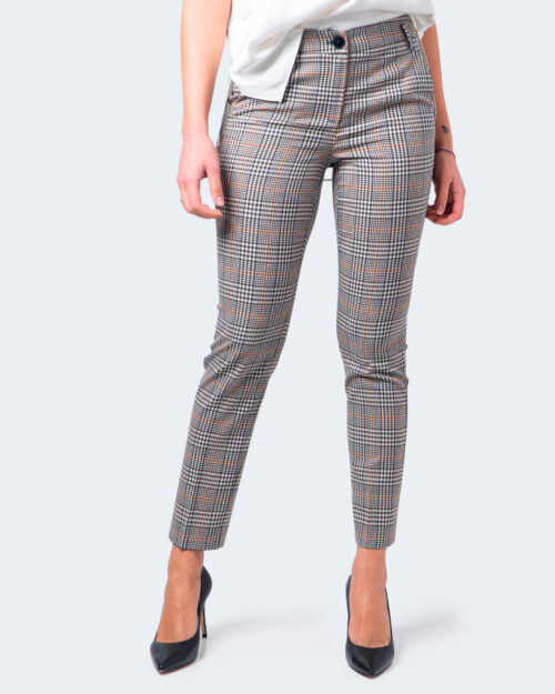 Pantaloni super skinny e skinny Emme Marella AZULENE Beige - Foto 1