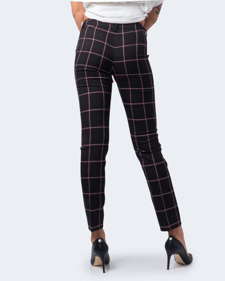 Pantaloni super skinny e skinny Emme Marella AZULENE Marrone - Foto 2