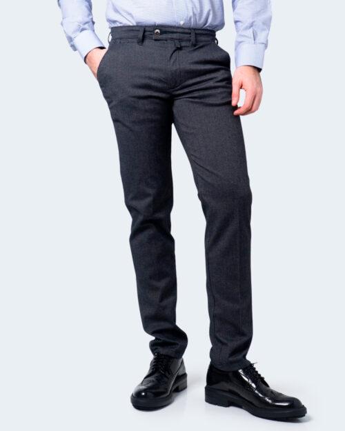 Pantaloni slim ENRICO COVERI ORIONE Grigio - Foto 1